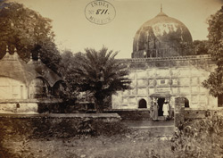 Tomb and mosque of Khundar Muhammad Yusuf, Sonargaon.